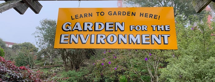 Garden for the Environment is one of SF Todos.