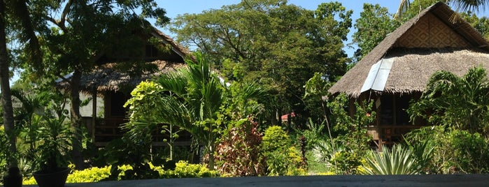 Mayas Native Garden is one of Philippines.