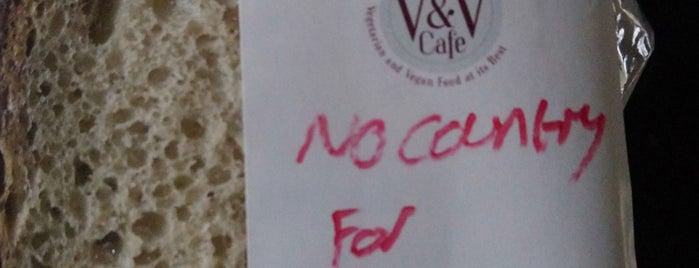 The V & V Cafe is one of Skotlanti.
