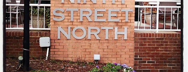 9th Street Shopping District is one of Durham.