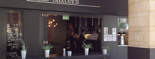 Louis Baxters is one of Perth cafes!!!.