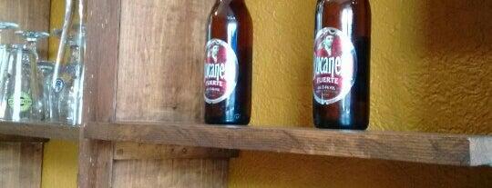 la botica cervecera is one of Tempat yang Disukai Chio.