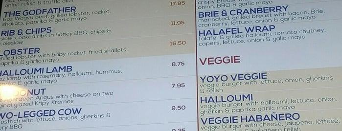 Yo Yo Burger is one of Bristol.
