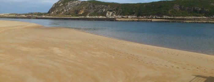 Ría de Suances is one of Playas de España: Cantabria.
