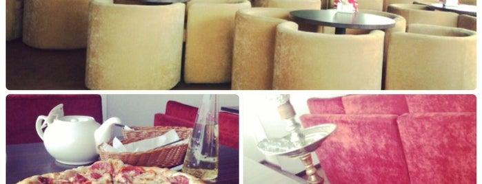 Sky Lounge is one of Locais curtidos por Melih.
