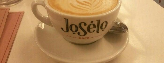 Joselo Café is one of Mexico City.