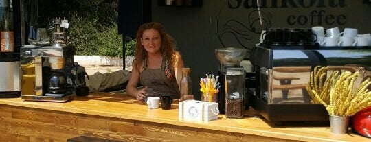 Sankofa Coffee Shop / Kaş is one of Tuğçe 님이 좋아한 장소.