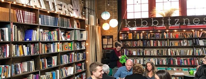 Kibbitznest Books, Brews & Blarney is one of Chi-Town.