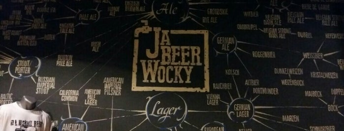 Jabeerwocky is one of Warsaw.