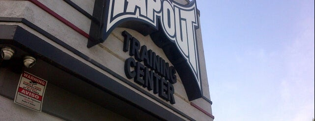 Tapout Training Center is one of #FitBy4sqDay Tips.