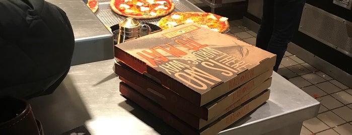 Blaze Pizza is one of Lieux qui ont plu à Jason.