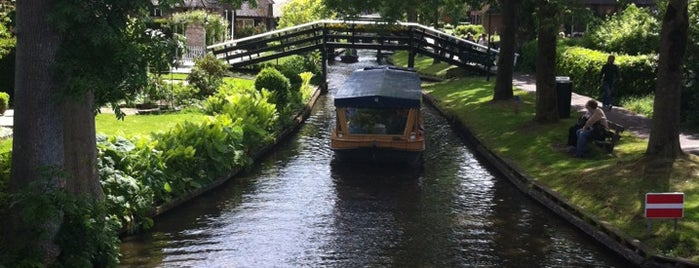 Giethoorn is one of Amsterdam.