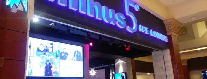 Minus5° Ice Lounge is one of Las Vegas.