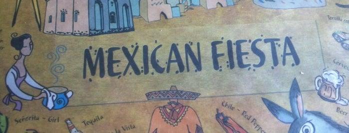 La Fiesta Mexican Restaurant is one of Restaurants.