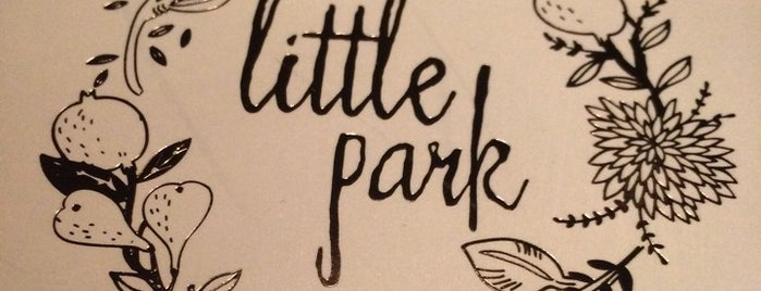 Little Park is one of Restaurants to Try - NY.