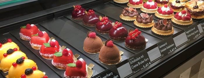 Isabella Glutenfreie Patisserie is one of Düsseldorf Best: Coffee & desserts.
