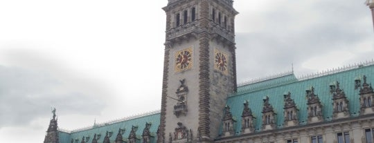 Hamburger Rathaus is one of Heaven in Hamburg.