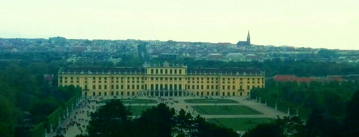 Château de Schönbrunn is one of Vienna - unlimited.