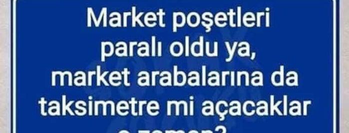 File Market İçerenköy is one of Posti che sono piaciuti a Arda.
