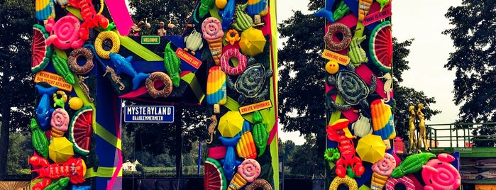 Mysteryland Festival is one of Lugares favoritos de Damien •.