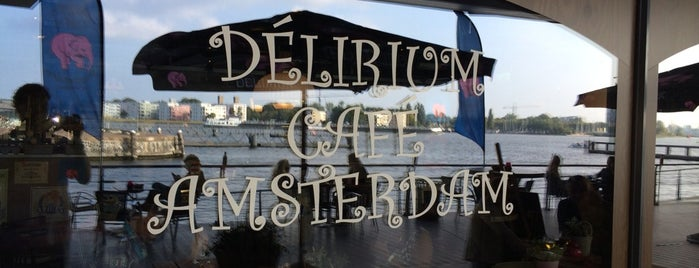 Delirium Café is one of Trips / Amsterdam.
