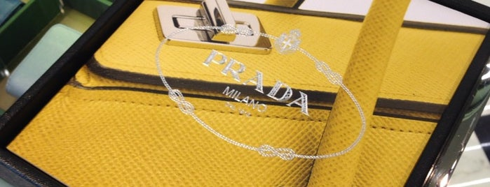 Prada Zorlu Mall is one of istanbul.