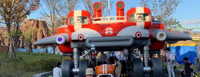 Taipei Children's Amusement Park is one of Simo'nun Beğendiği Mekanlar.