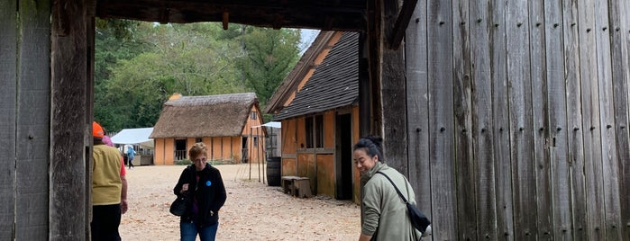 Jamestown Fort is one of Things I plan to do in Williamsburg.