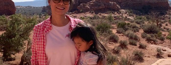 Turret Arch is one of Utah + Vegas 2018.