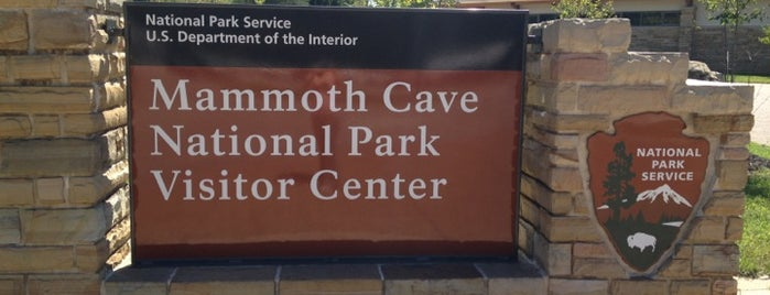 Parque nacional de Mammoth Cave is one of 75 Geeky Places to Take Your Kids.