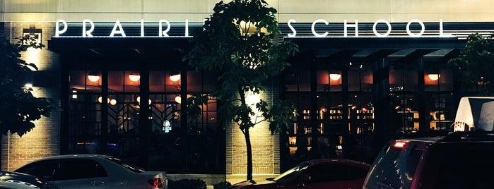 Prairie School is one of Bars & Drinks_Chicago.