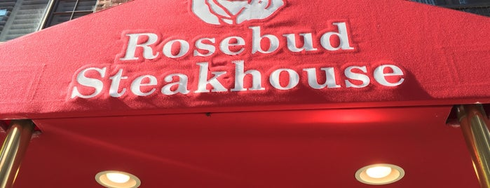 Rosebud Steakhouse is one of Chicago Part II.