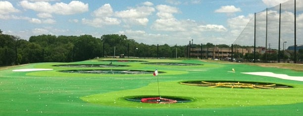 Topgolf is one of Thrillist's Best Day of Your Life: Dallas.
