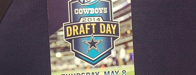 AT&T Stadium is one of Events To Visit....
