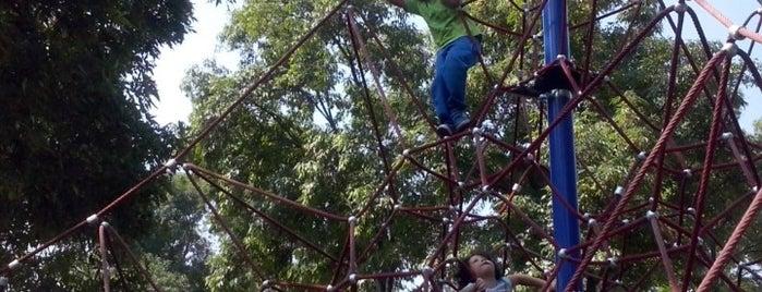 parque la tapatia is one of CDMX.