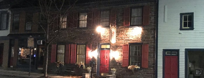 Brafferton Inn is one of Best Places to Check out in United States Pt 4.