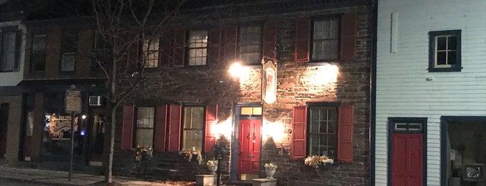 Brafferton Inn is one of Philadelphia.
