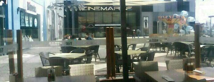 Cinemarine is one of Tempat yang Disukai Gülden.
