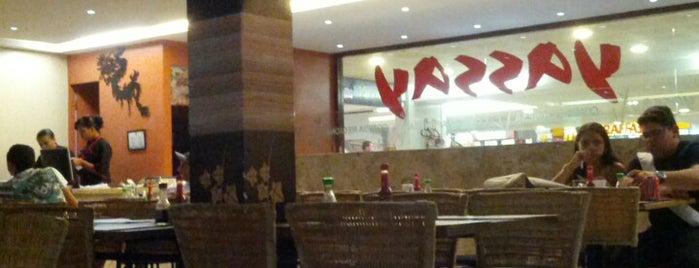 Yassay is one of Sushi.