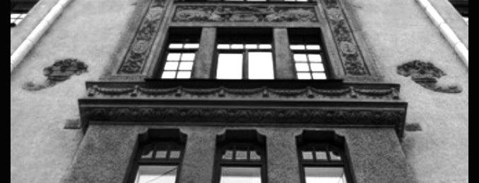 Доходный дом Г. Ф. Эйлерса is one of Интересное в Питере.
