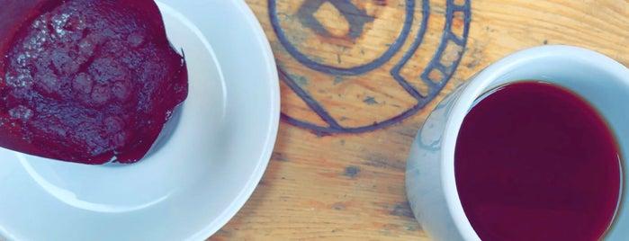 Pergamino Caffe is one of Roma: coffee & modern restaraunts.