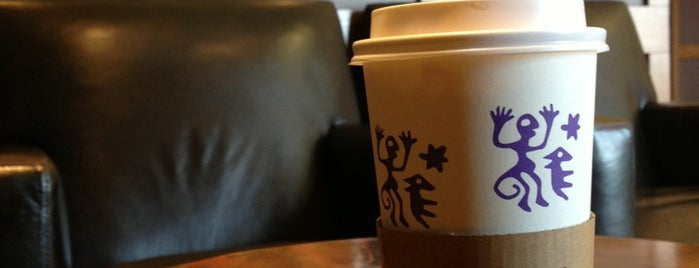 Peet's Coffee & Tea is one of Where to eat and drink downtown.