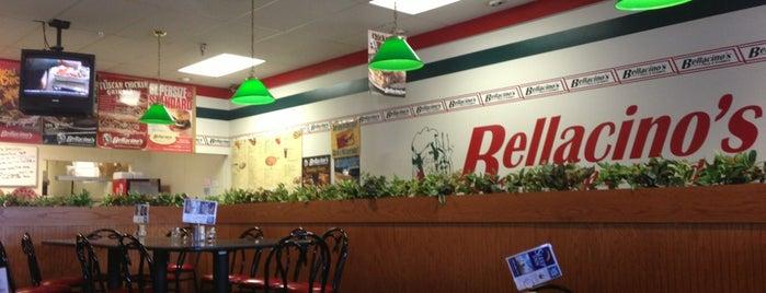 Bellacino's Pizza & Grinders is one of Peoria.