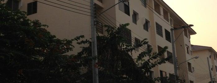 บ้านเอื้ออาทรบางบ่อ is one of Bangbo.