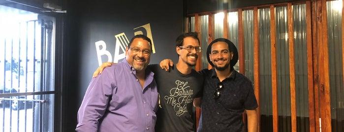 Baraka Coffee Pop up Shop is one of Puerto Rico!.