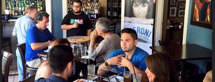 Campioni Pizza Birra & Tapas is one of Orte, die Zachary gefallen.