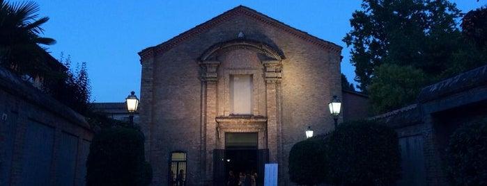Teatro Rasi is one of Riviera Adriatica 3rd part.