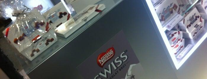 C-gates Passport Control is one of Geneva (GVA) airport venues.