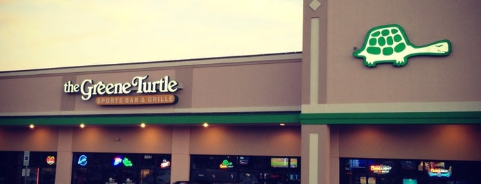 The Greene Turtle is one of Tempat yang Disukai Chrissy.