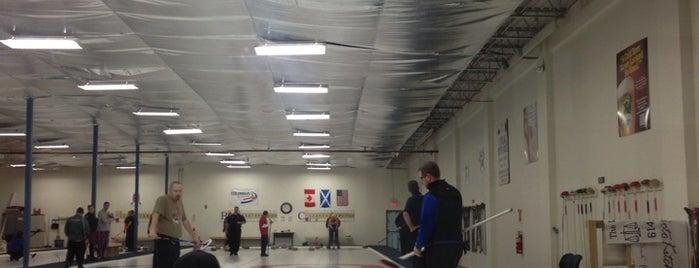 Columbus Curling Club is one of JimmyGotUps : понравившиеся места.
